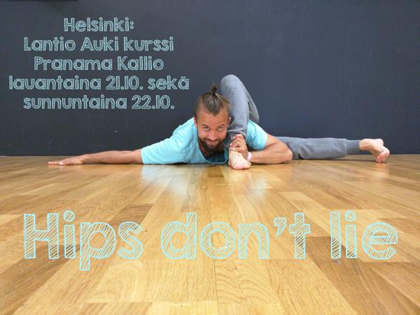 Helsinki: Lantio auki kursseja järjestetään kaksi kappaletta 21.-22.10.