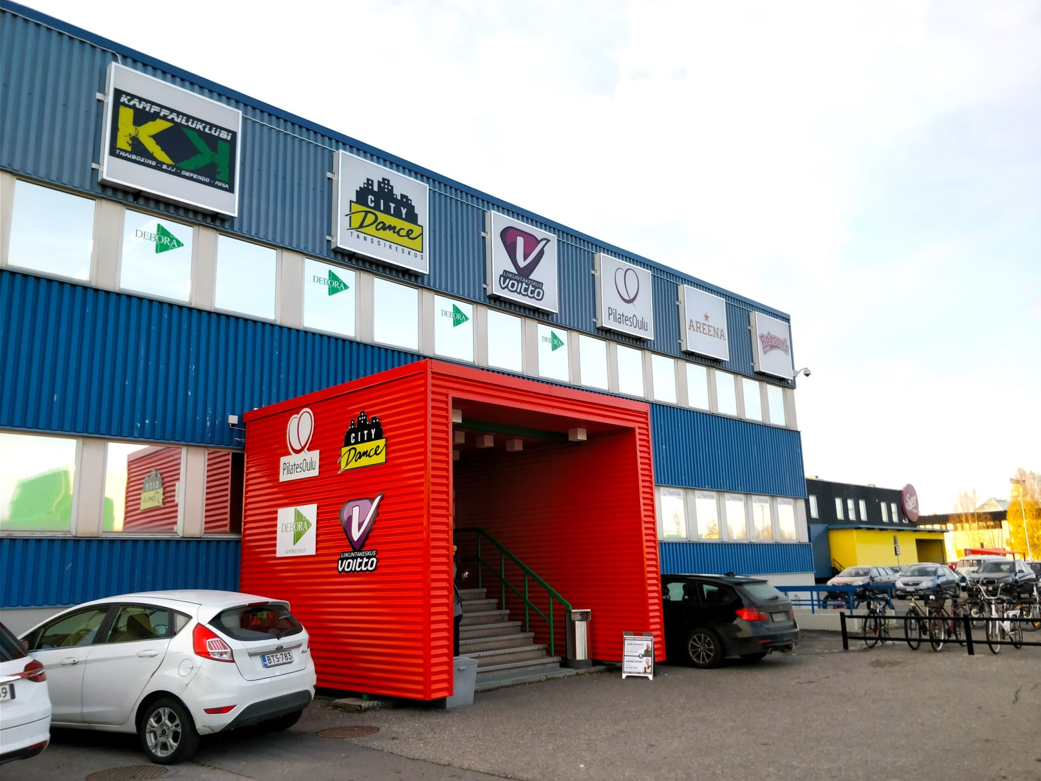 Joogastudio Oulu muuttaa uusiin tiloihin 2018 alkaen