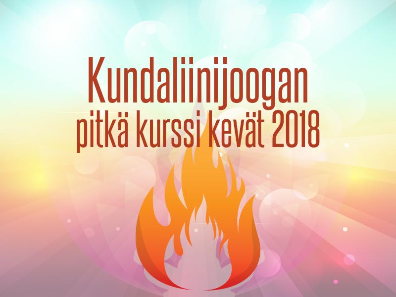 Kundaliinijoogan pitkä kurssi – Sukellus tietoisuuden joogaan keväällä 2018